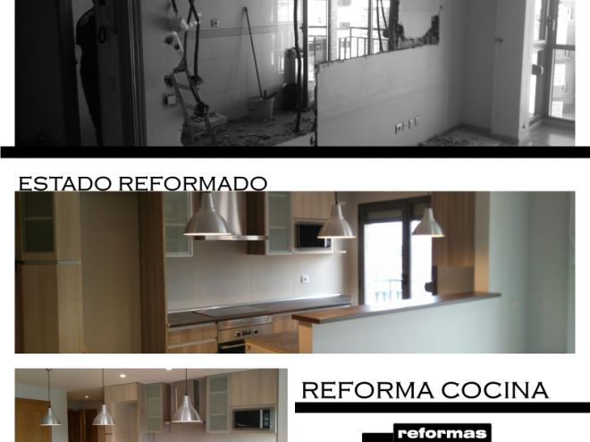 Reforma cocina